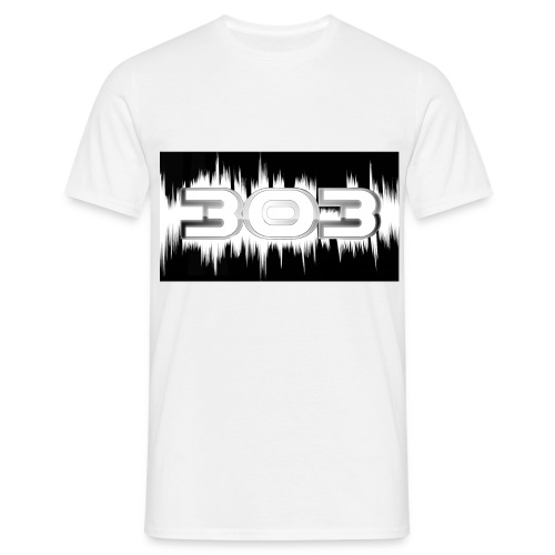 8x4 backdrop stetched jpeg - Men's T-Shirt