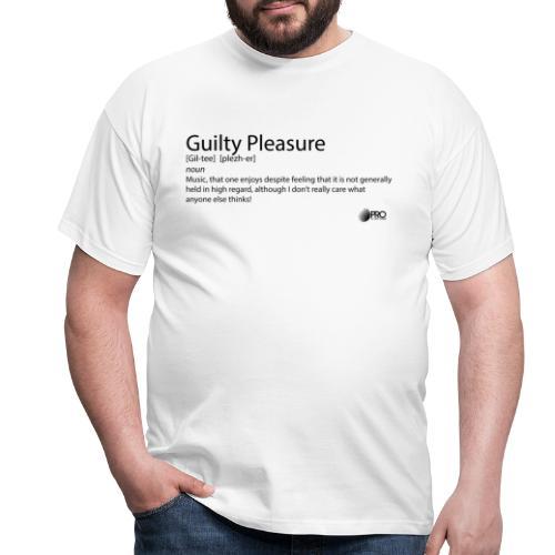 Guilty Pleasure - Men's T-Shirt