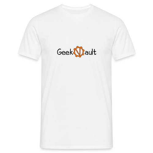 Geek Vault Tee - Men's T-Shirt