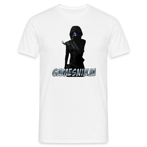Gamesninja logo png - Men's T-Shirt