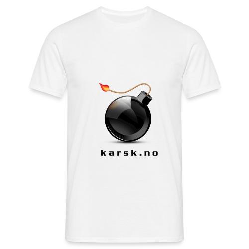 tskjorte02 - T-skjorte for menn