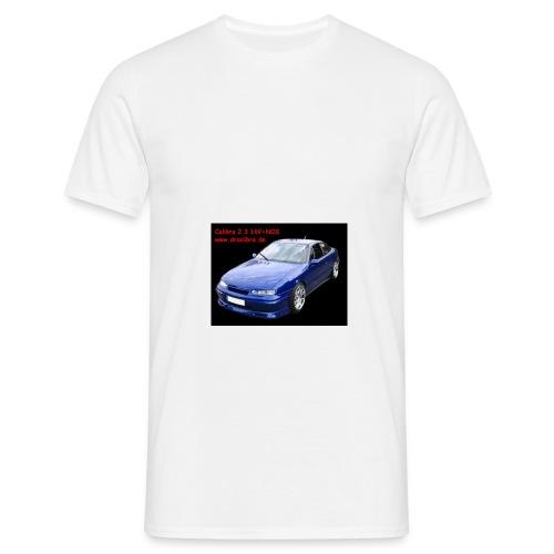 calibra 2005 a - Männer T-Shirt
