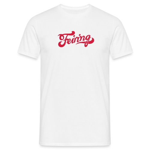 freiafeiring - T-skjorte for menn