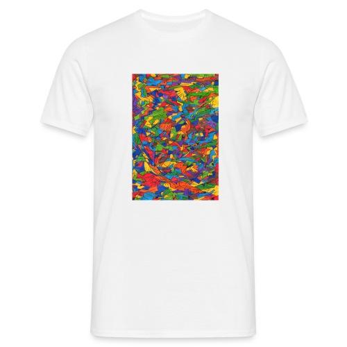 Color_Style - Camiseta hombre