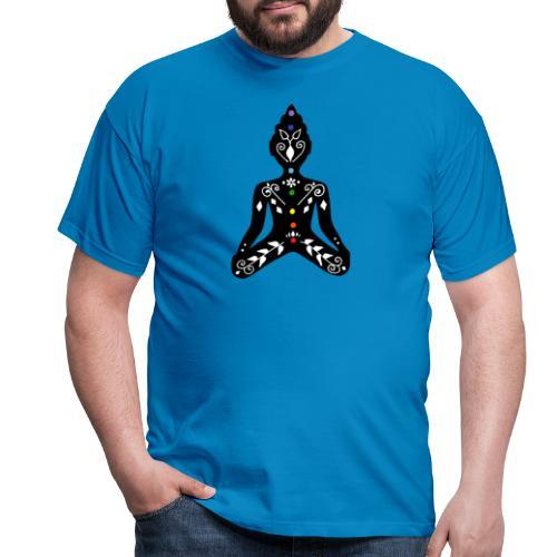 Meditation - Men's T-Shirt