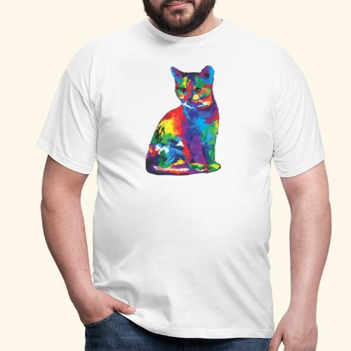 Gato fantástico - Camiseta hombre