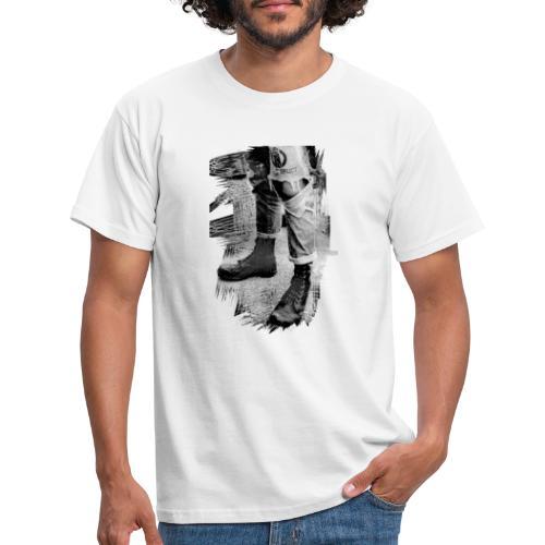botte - T-shirt Homme