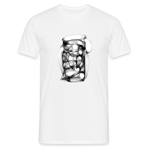 Inflection - Männer T-Shirt