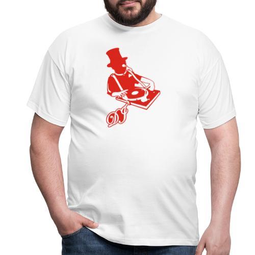 DJ Anno 1887 © forbiddenshirts.de - Männer T-Shirt