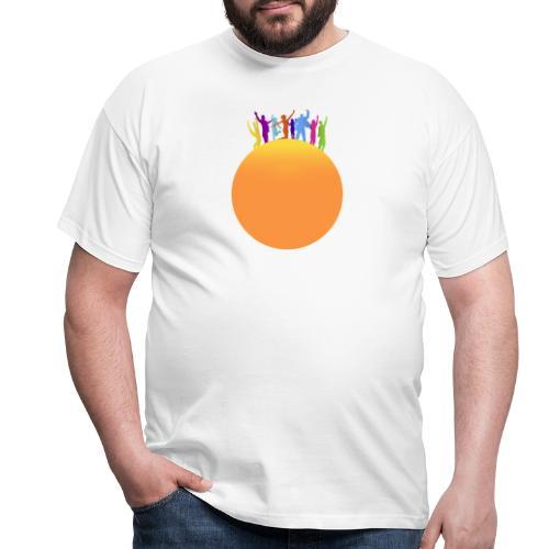 Soleil - T-shirt Homme