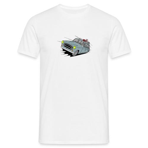 403 BREAK COULEURS GREY - T-shirt Homme