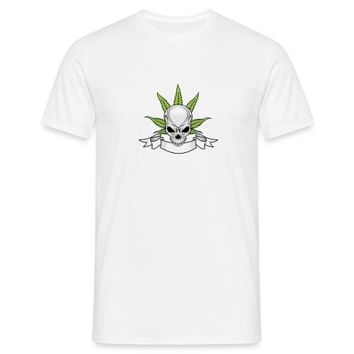 wietschedel - Mannen T-shirt