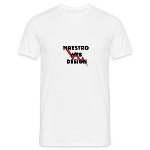 maestrotras - Maglietta da uomo