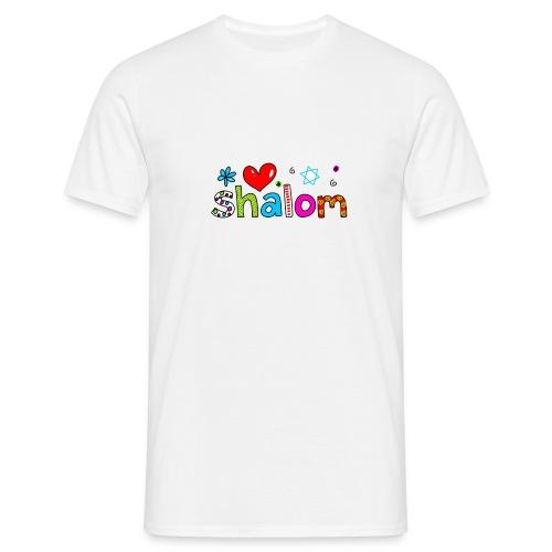 Shalom II - Männer T-Shirt