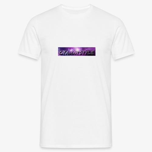 Gtahatstyle-logo - Männer T-Shirt