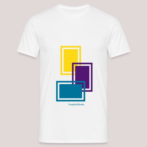 rectangular 2 - Maglietta da uomo