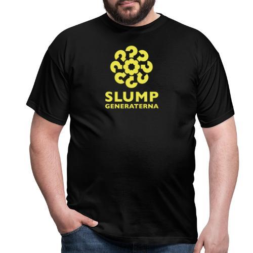 Slumpgeneraternas partisymbol - T-shirt herr