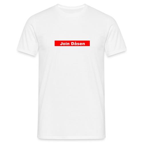 Dåsen - Herre-T-shirt