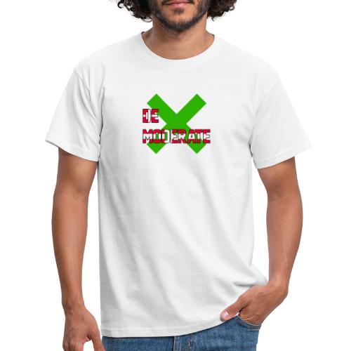 Premium De Moderate T-shirt - Herre-T-shirt