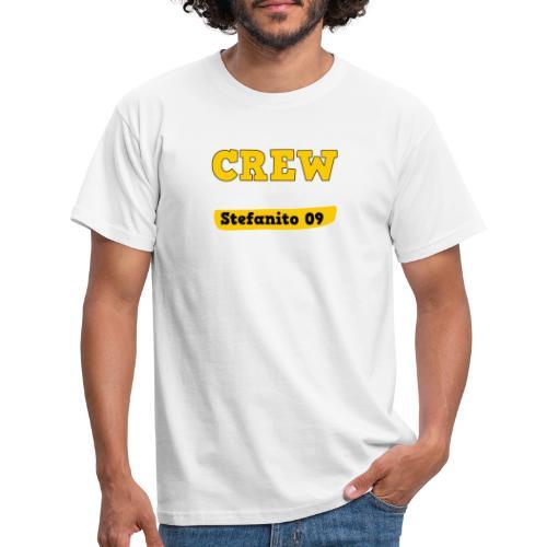 Crew Stefanito09 - Männer T-Shirt