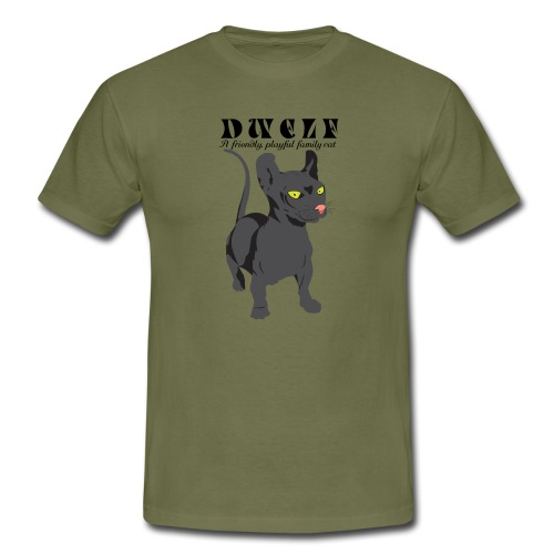 DWELF - Miesten t-paita