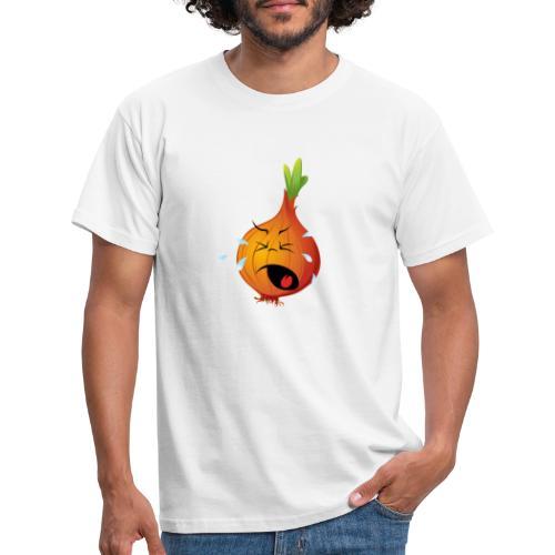 Zwiebel - Männer T-Shirt
