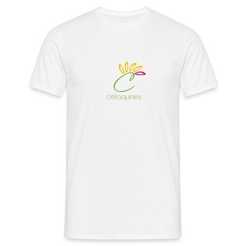 logo letrasverdes png - Camiseta hombre