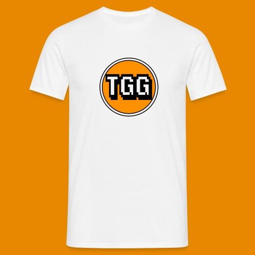 TGG Logo Circle - Men's T-Shirt