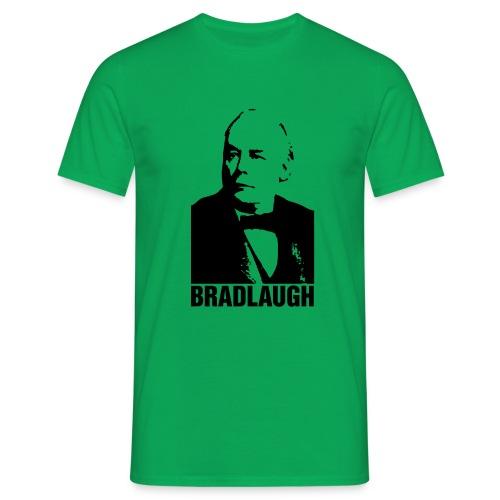 nssshirtbradlaughblack - Men's T-Shirt