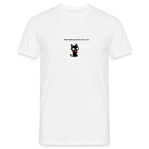Imnotacat Tshirt - T-shirt herr