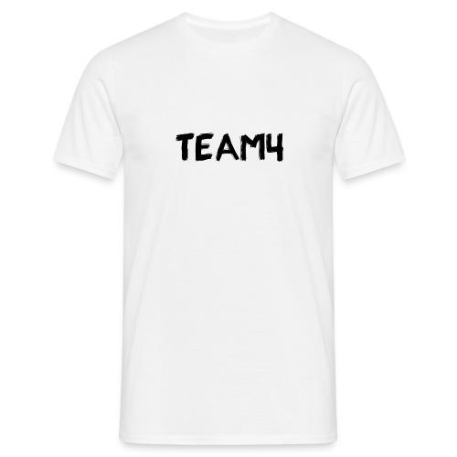 Team4 - Mannen T-shirt