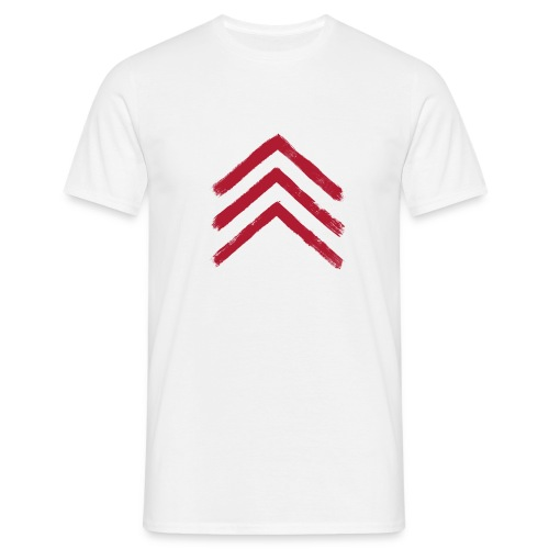 3 Arrows - Men's T-Shirt