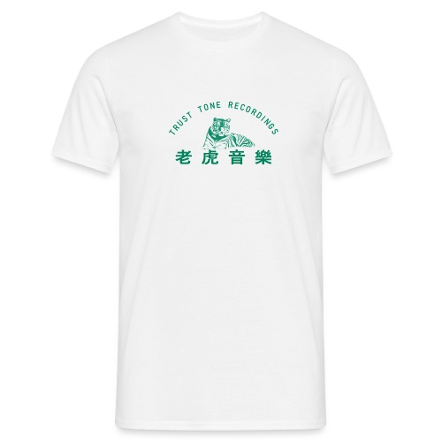GREEN - Herre-T-shirt