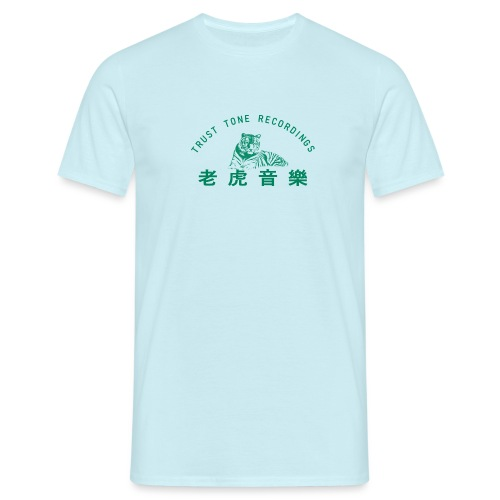GREEN - Herre-T-shirt