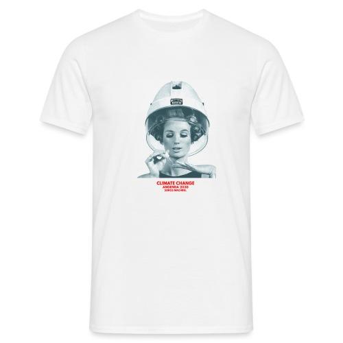 Soros Machine. - Camiseta hombre