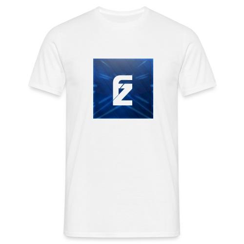 FLeXzZ_Logo_YT - Mannen T-shirt