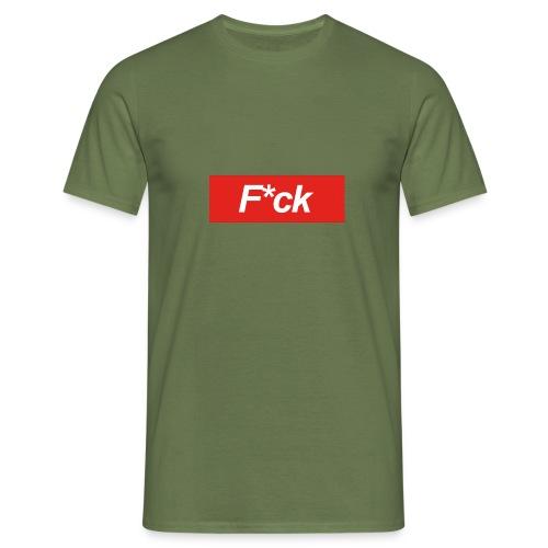 F*cking Shirt - Mannen T-shirt