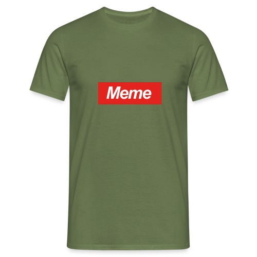 D-fault Meme Shirt - Mannen T-shirt