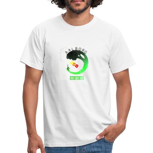 350 Aalborg new style - Herre-T-shirt