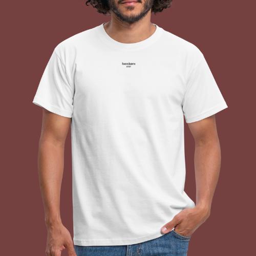 bænkørs - T-skjorte for menn