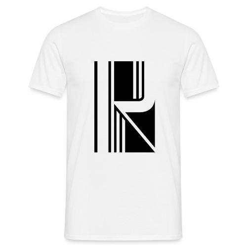 Motif en K - T-shirt Homme