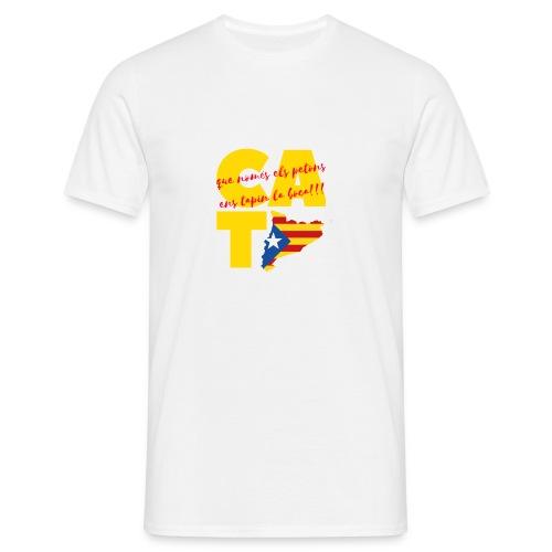 Que nome s els petons ens tapin la boca - Camiseta hombre