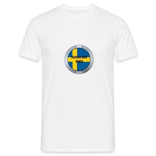Svenska Snusarmén - T-shirt herr