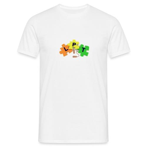 Livspusselträning - T-shirt herr