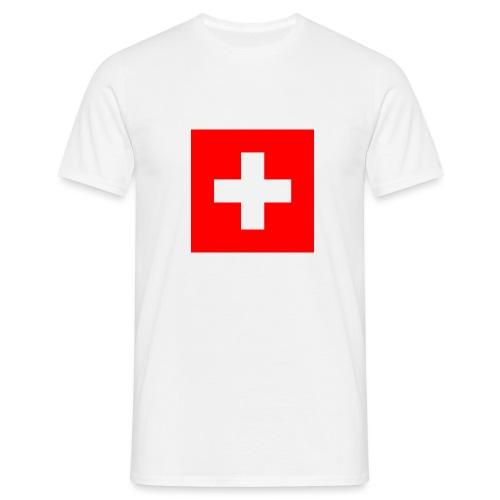 Swiss - T-shirt Homme