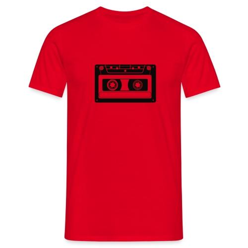 Cassette - Männer T-Shirt