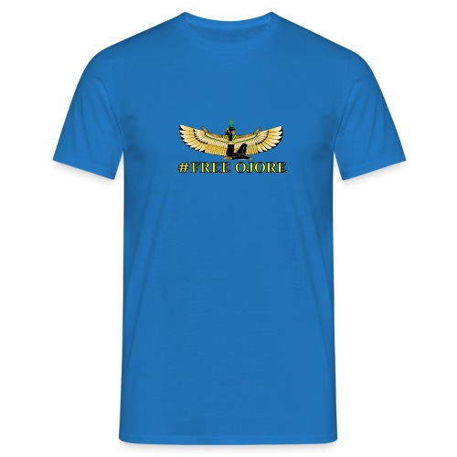 Maa-t yellow - Men's T-Shirt