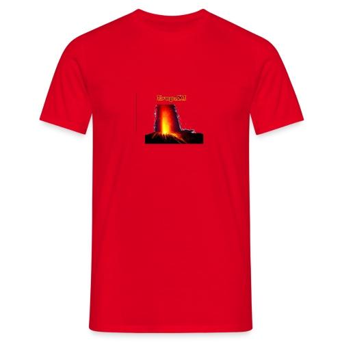 EruptXI Eruption! - Men's T-Shirt