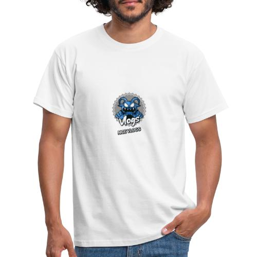 Games Vlogs - Männer T-Shirt