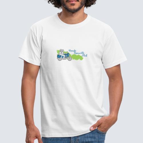 HDC logo - Mannen T-shirt